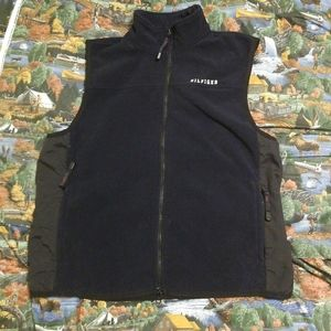 90s Tommy Hilfiger Fleece Vest XL